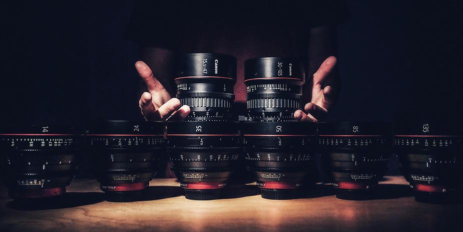 Lenti CN-E Canon Recensione