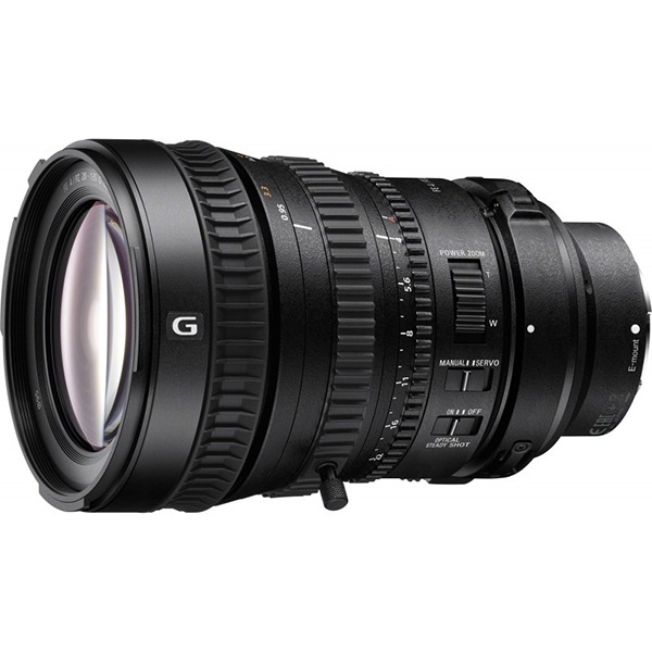 Sony FE PZ 28-135 mm F4 G OSS