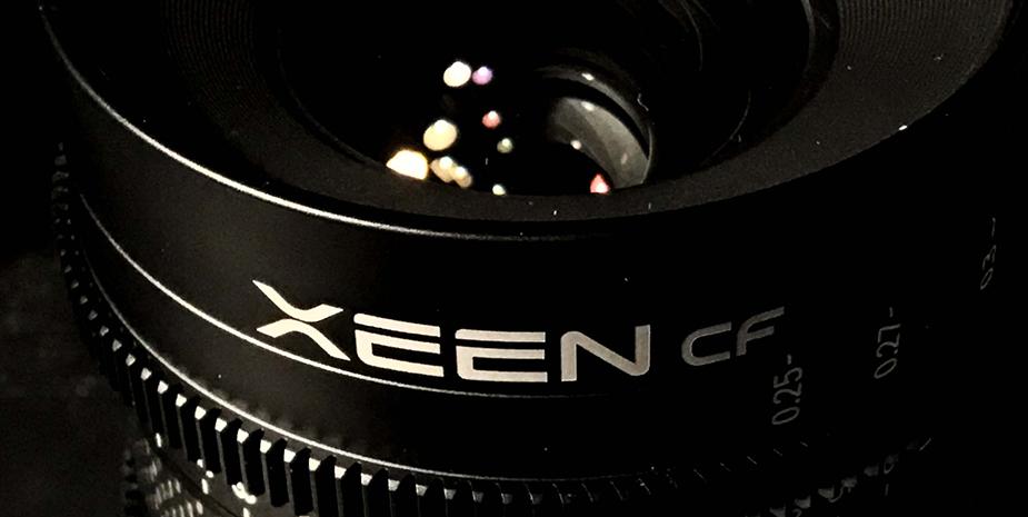 Recensione lenti cine Xeen CF